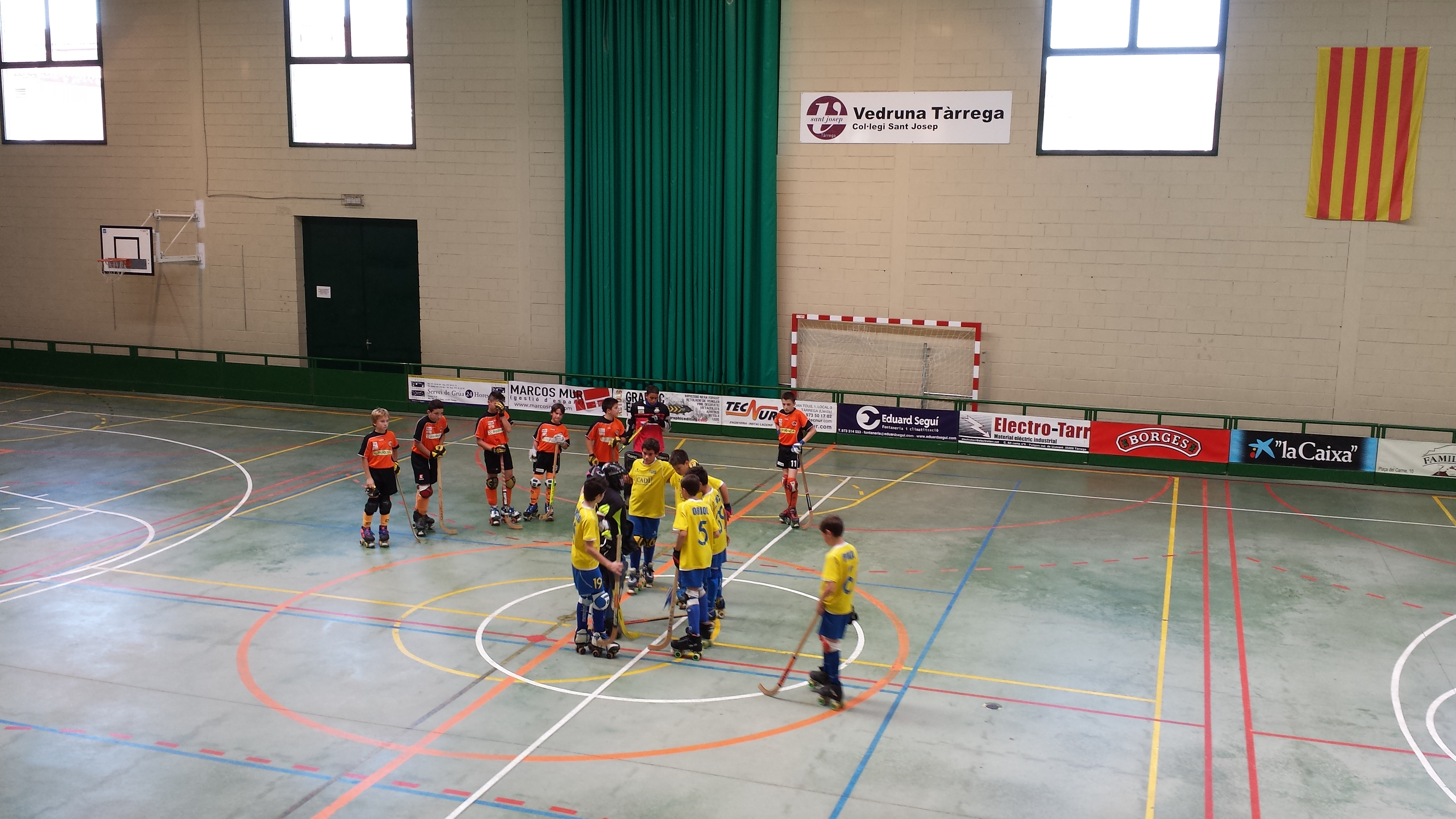 Crónica Tàrrega Hoquei Patins Club   13/14 de Gener 2018