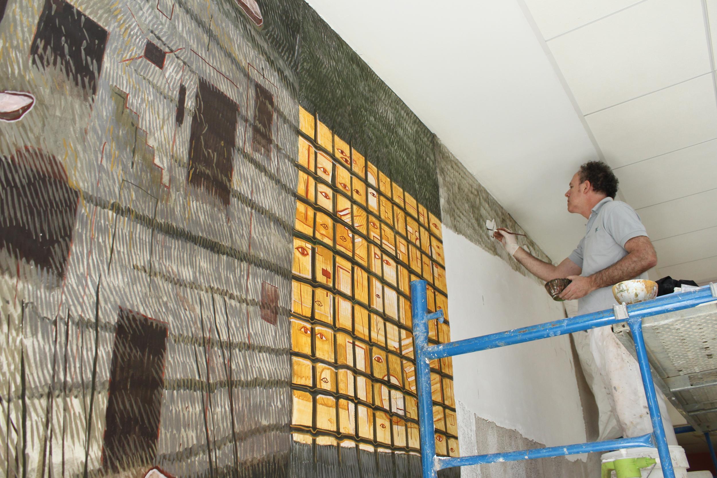 Tàrrega culmina el Tricentenari amb dues exposicions, la divulgació de patrimoni històric i la inauguració del fresc de Josep Minguell