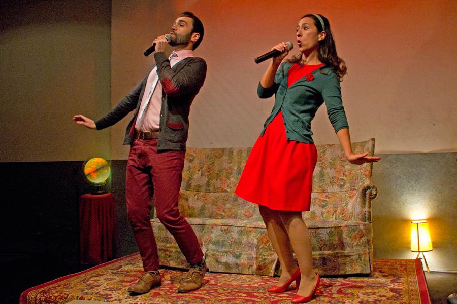 La temporada teatral de Tàrrega porta aquest dissabte Lo tuyo y lo mío, un dels musicals més aplaudits del moment