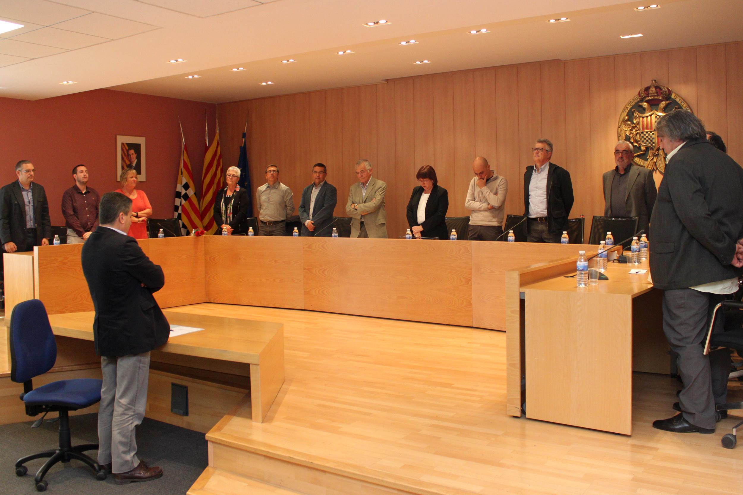 L'alcaldessa de Tàrrega, Rosa Maria Perelló, assumeix de forma provisional la gestió de govern de la Regidoria de Cultura