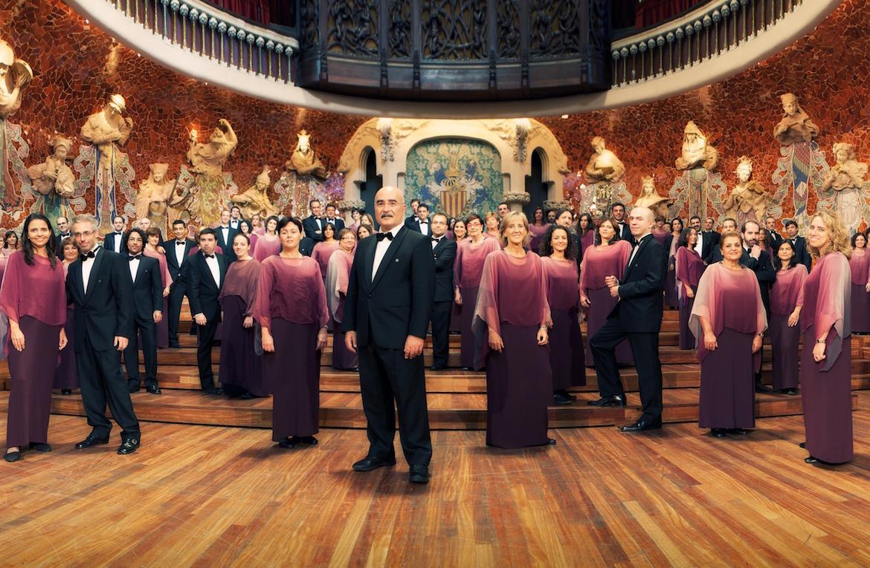 L'Orfeó Nova Tàrrega inicia aquest diumenge 21 de desembre la commemoració del seu centenari oferint un concert de l'Orfeó Català