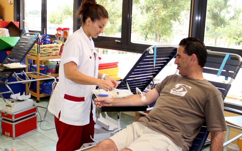 Marató de donació de sang a Tàrrega