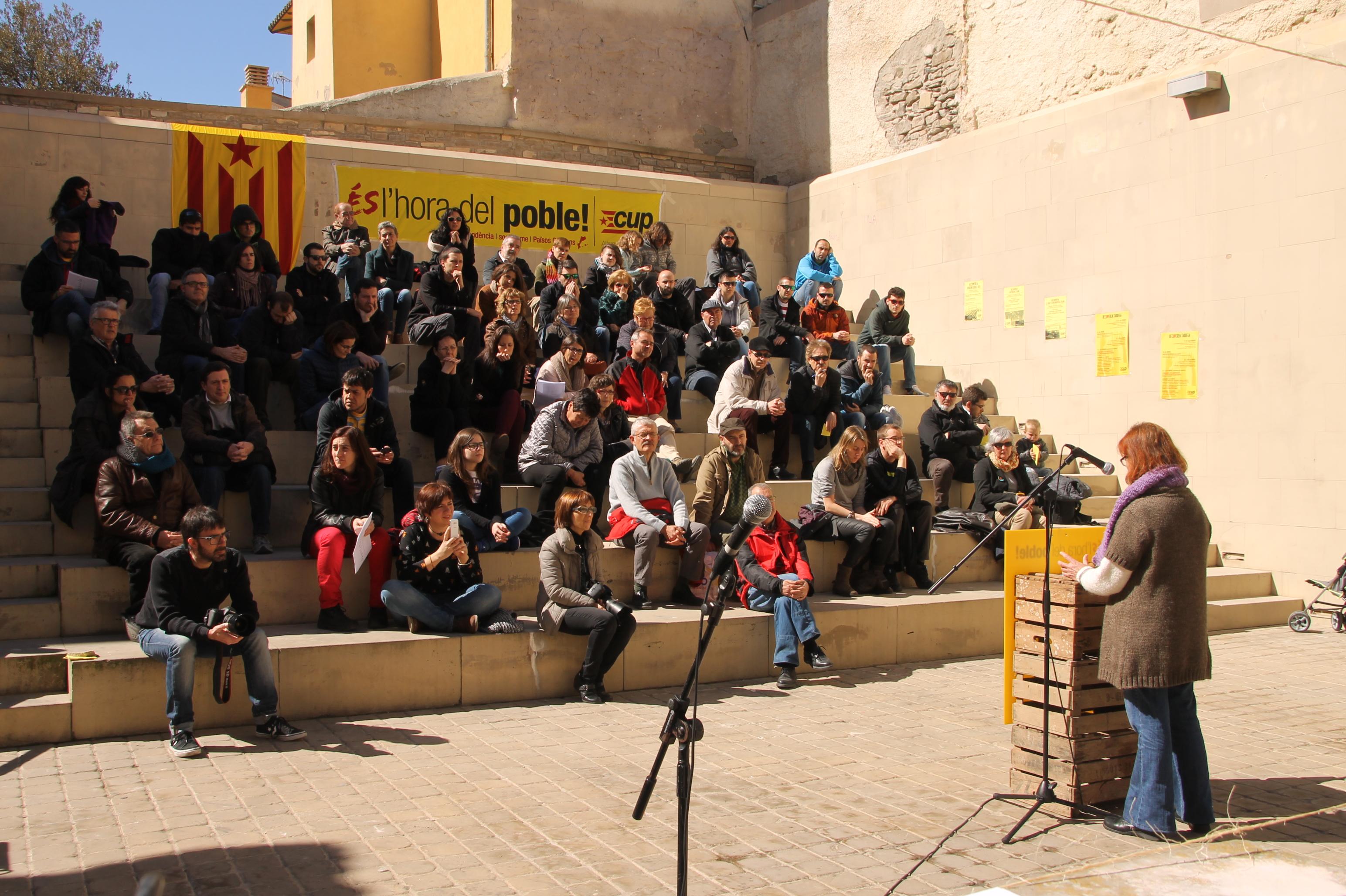 La CUP de Tàrrega publica el primer número d'una revista d'informació local