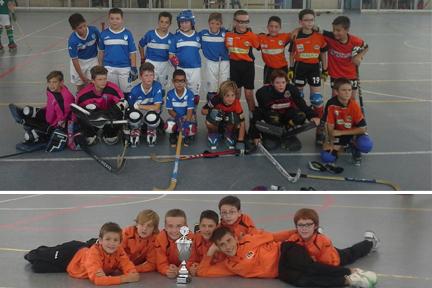 El Tàrrega Hoquei Patins Club convidat en un torneig a Bilbao