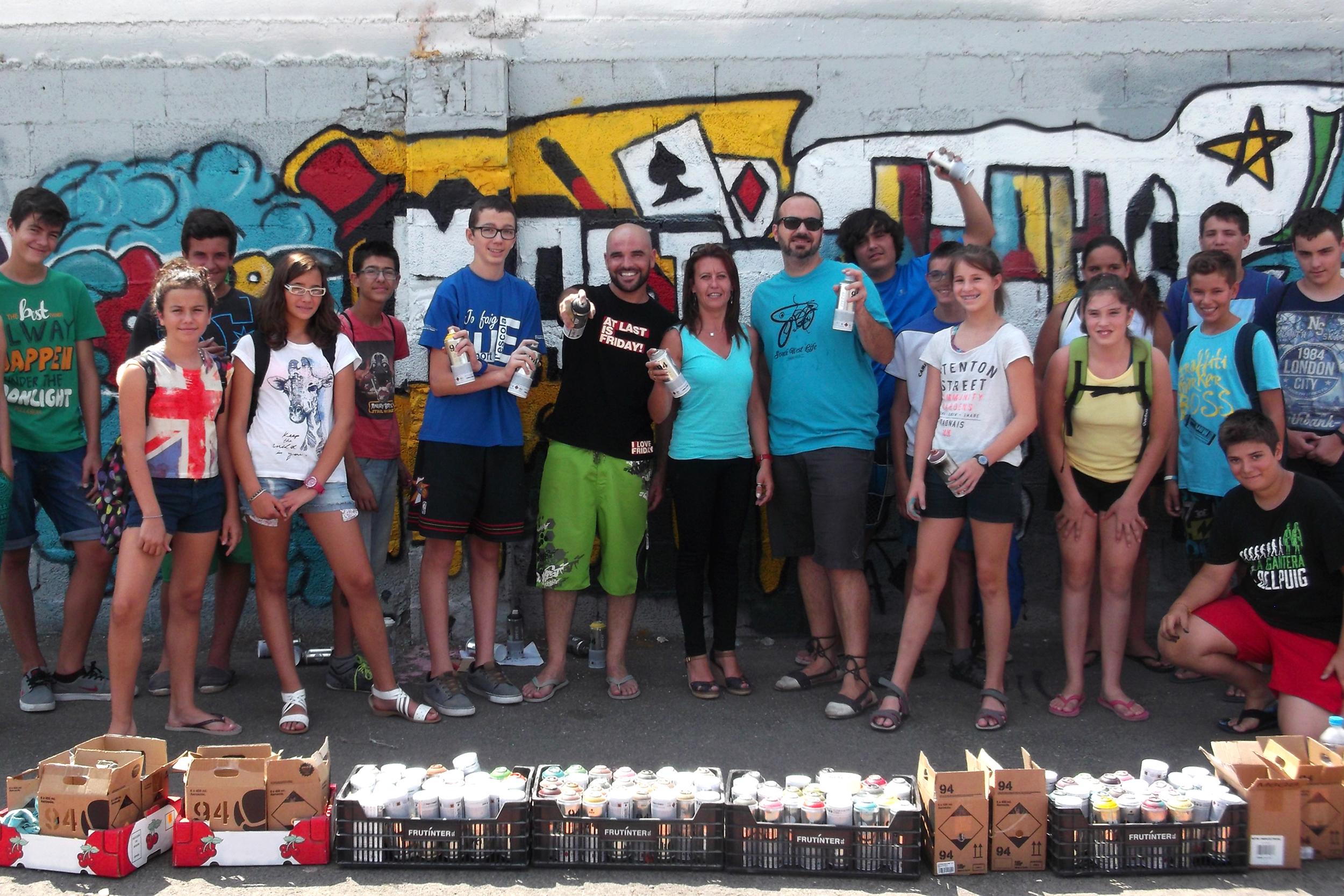 Tàrrega clou amb èxit el programa estival d'activitats formatives per al jovent