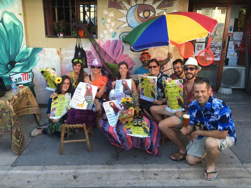 L'Associació Agrat col·laborarà en el Carnaval d'Estiu que s'organitzarà el pròxim dissabte 8 d'agost a Tàrrega en el marc de les activitats del Balconet de Can Colapi