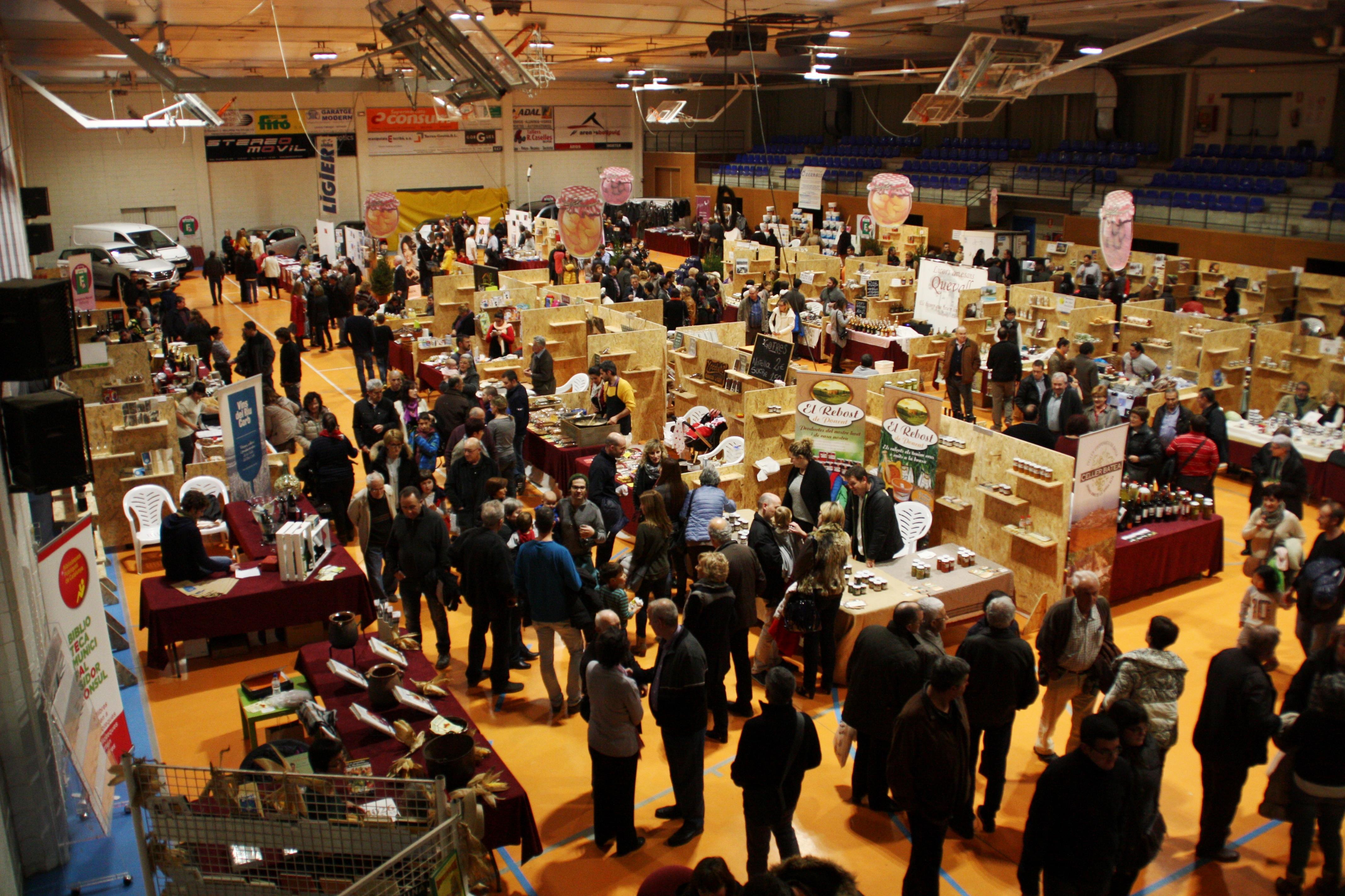 Bellpuig clou la 4a Fira – Festa de la Conserva i de productes de proximitat amb èxit