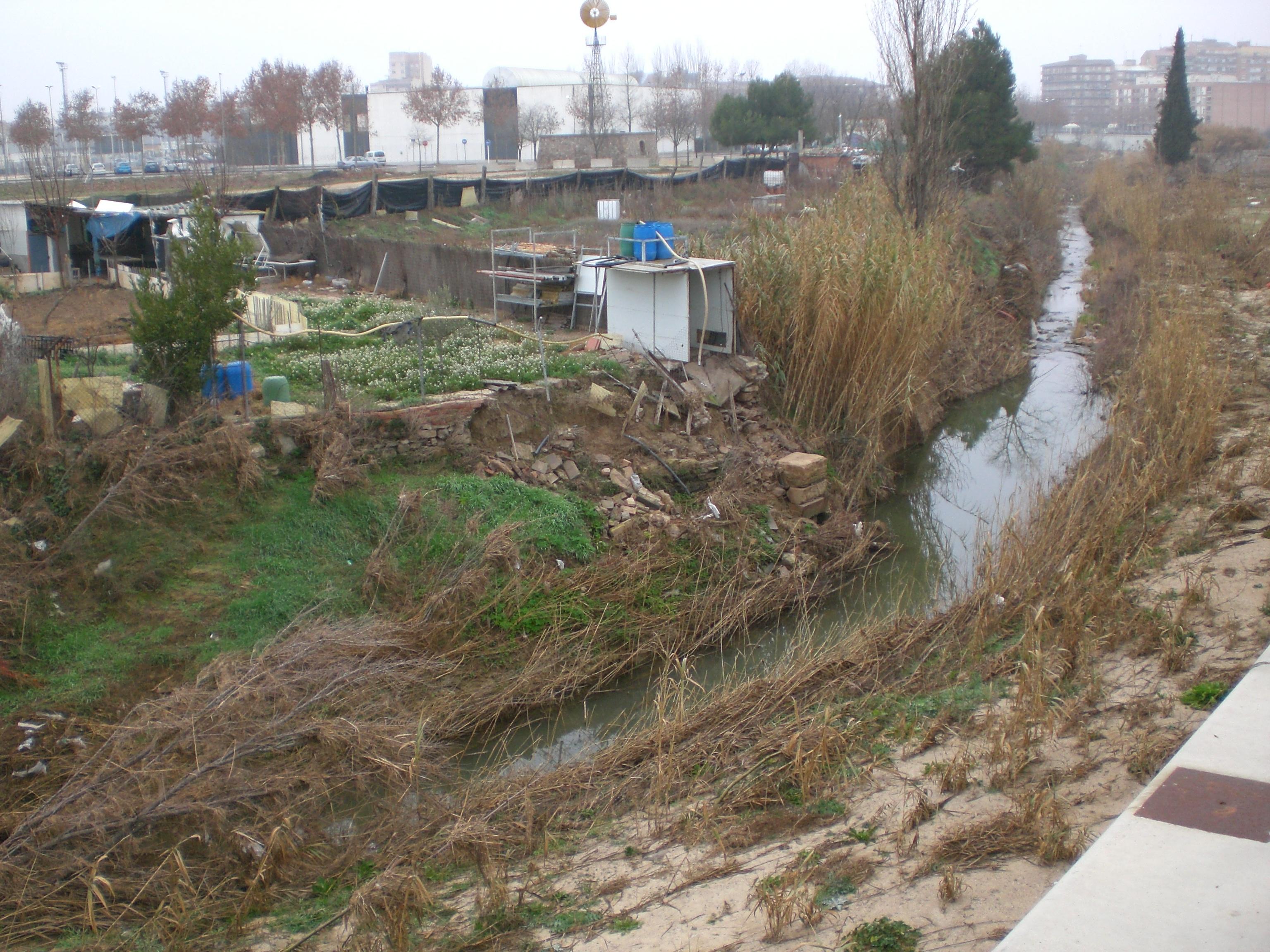 La CUP de Tàrrega proposa elaborar un pla de millora per recuperar la zona est del riu Ondara