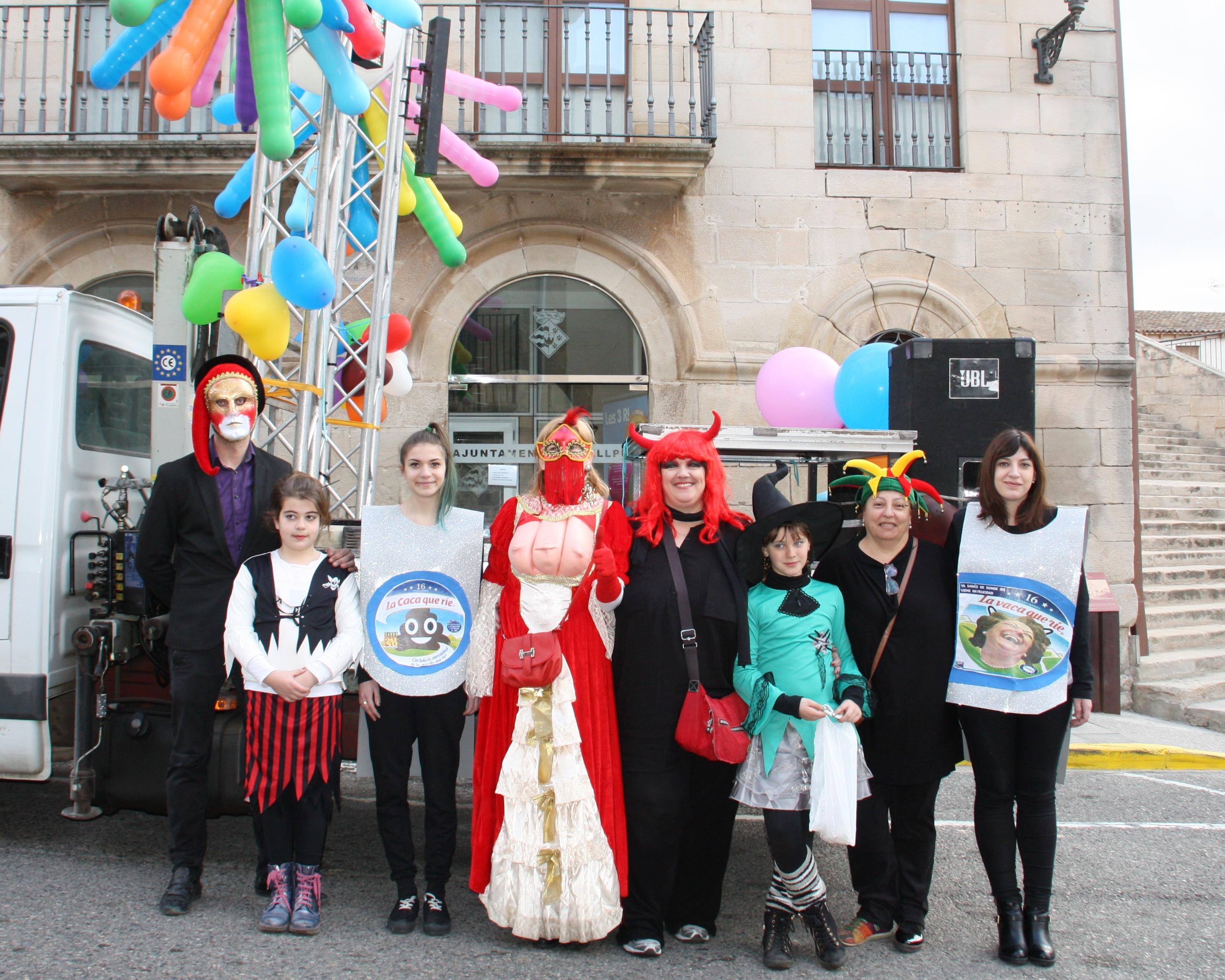 Bellpuig celebra el Carnaval