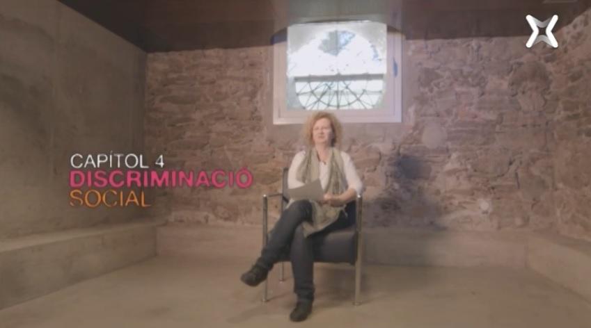 Obertament la Sèrie: parlem sobre salut mental i discriminació social amb Eva Rauret