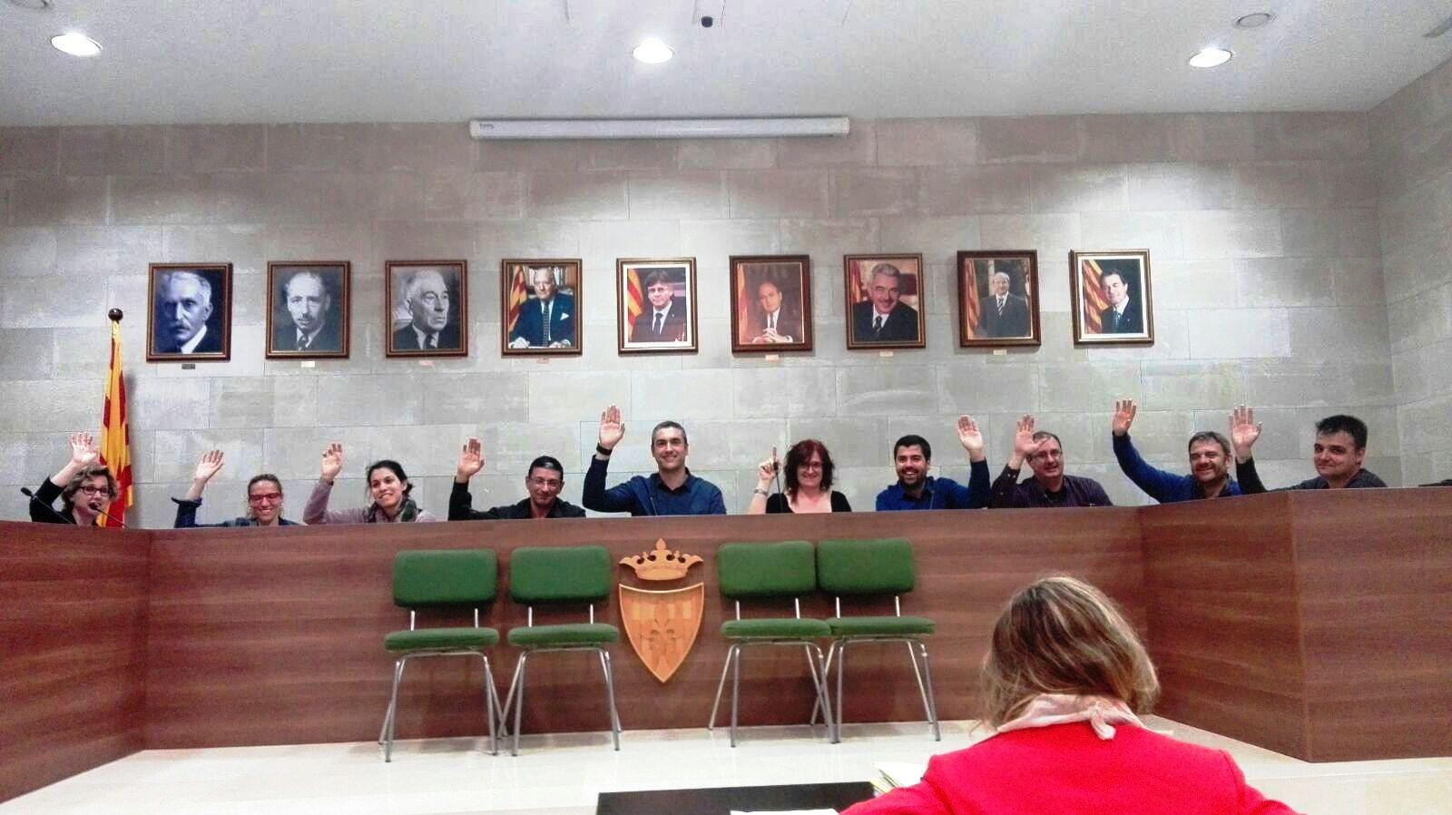 El Ple d'Agramunt aprova una moció antifracking