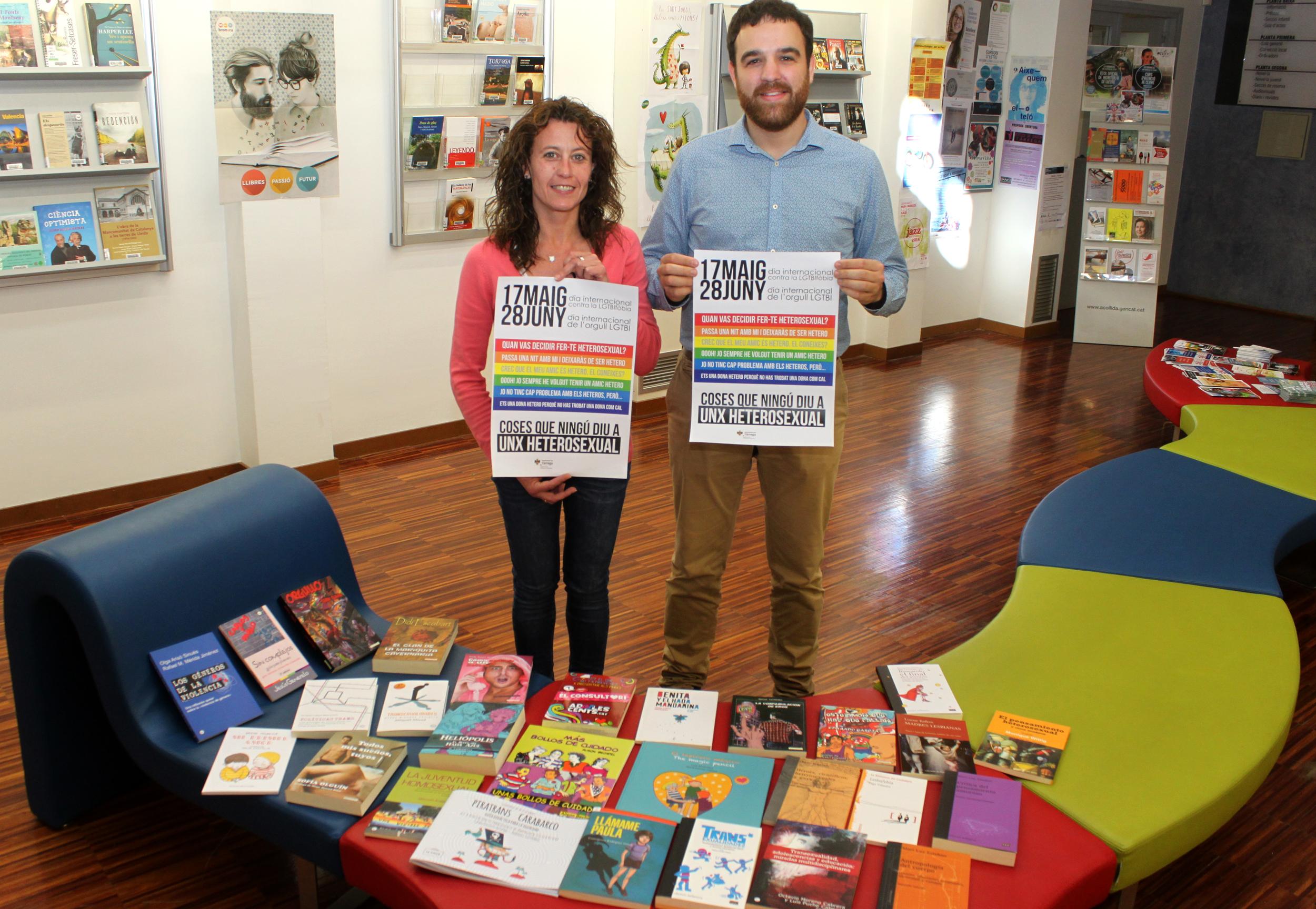 Tàrrega incorpora 6.000 euros al pressupost municipal per impulsar campanyes de sensibilització a favor dels drets de les persones LGTBI