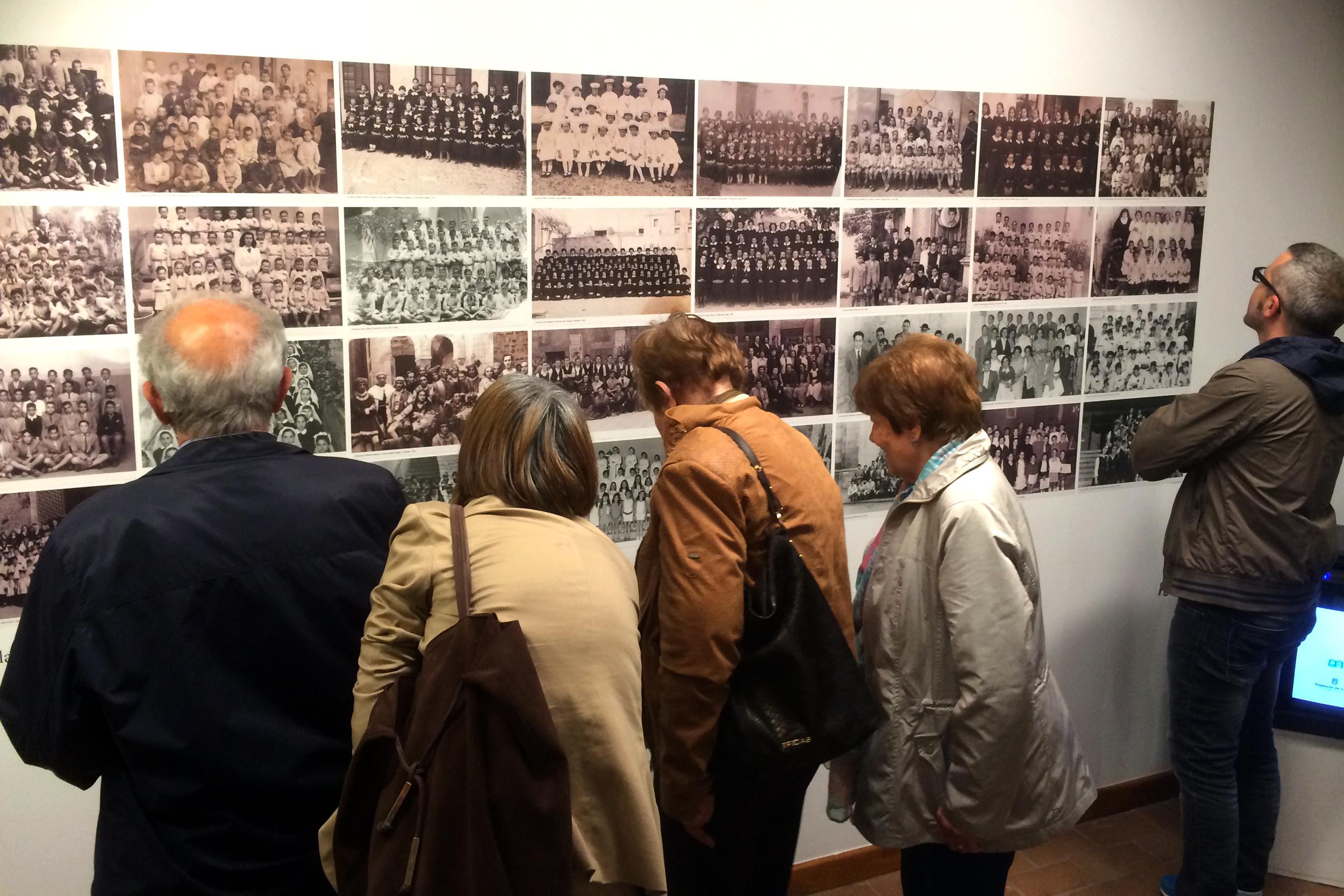 L'exposició Arxius de família de Tàrrega assoleix 2.428 visites, xifra rècord a les sales temporals del Museu Comarcal de l'Urgell