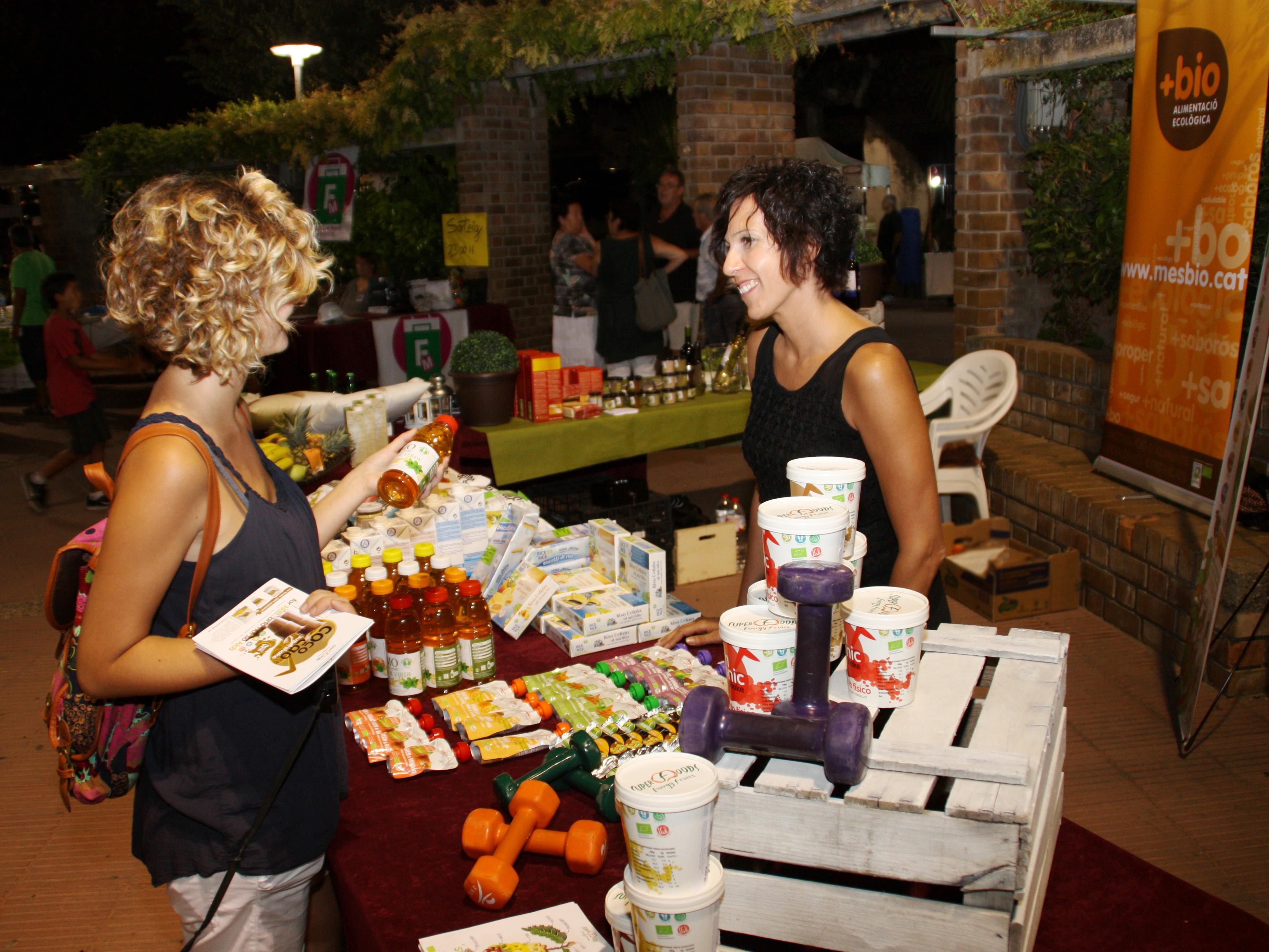 Bellpuig celebra el Mercat a la Fresca