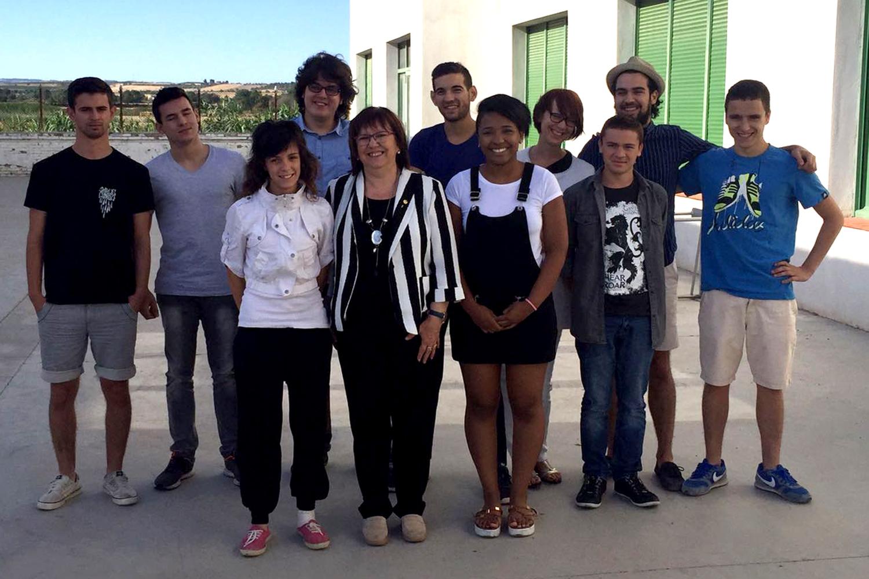 Tàrrega promou la inserció laboral de joves impartint formació per cursar la FP dual remunerada a Alemanya