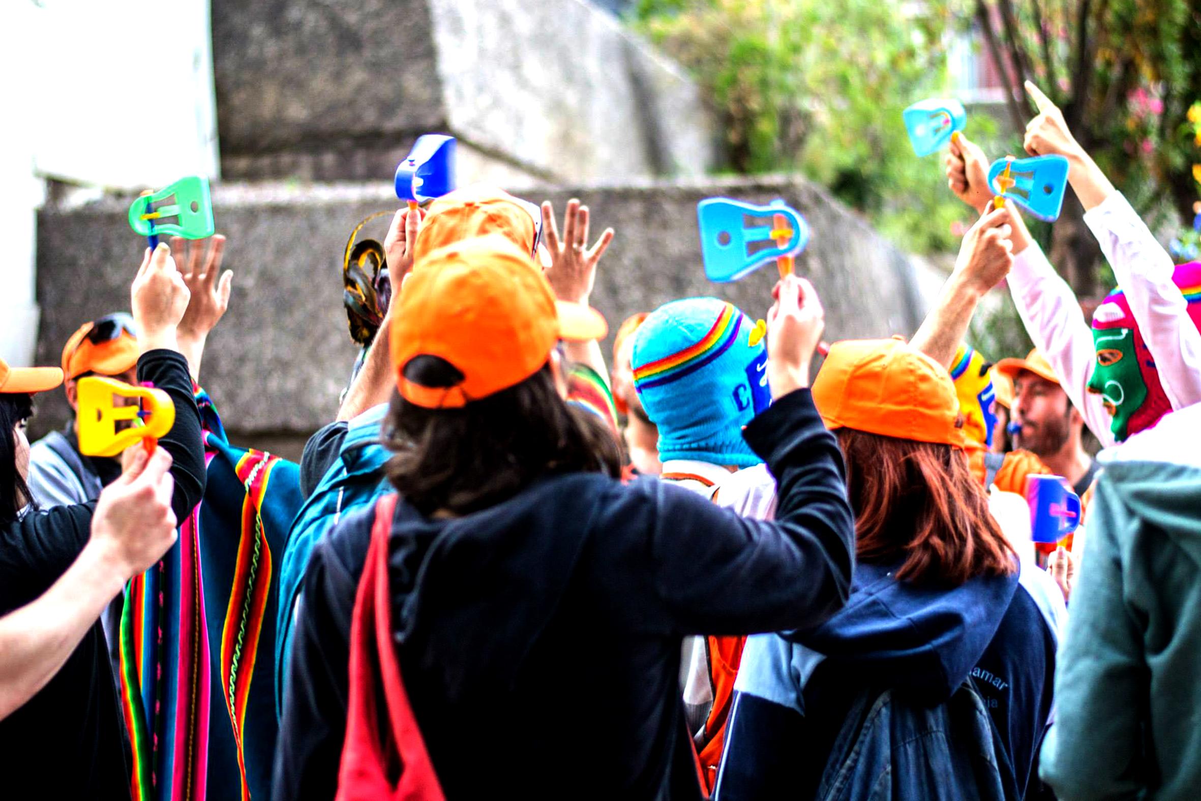 Xile, país convidat de FiraTàrrega 2016