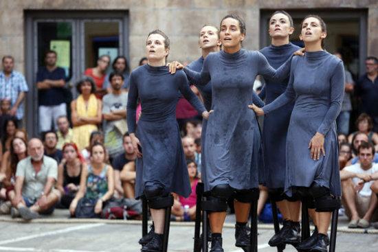 L'espectacle 'Mulïer' de la companyia Maduixa guanya el Premi Mortiz FiraTàrrega 2016