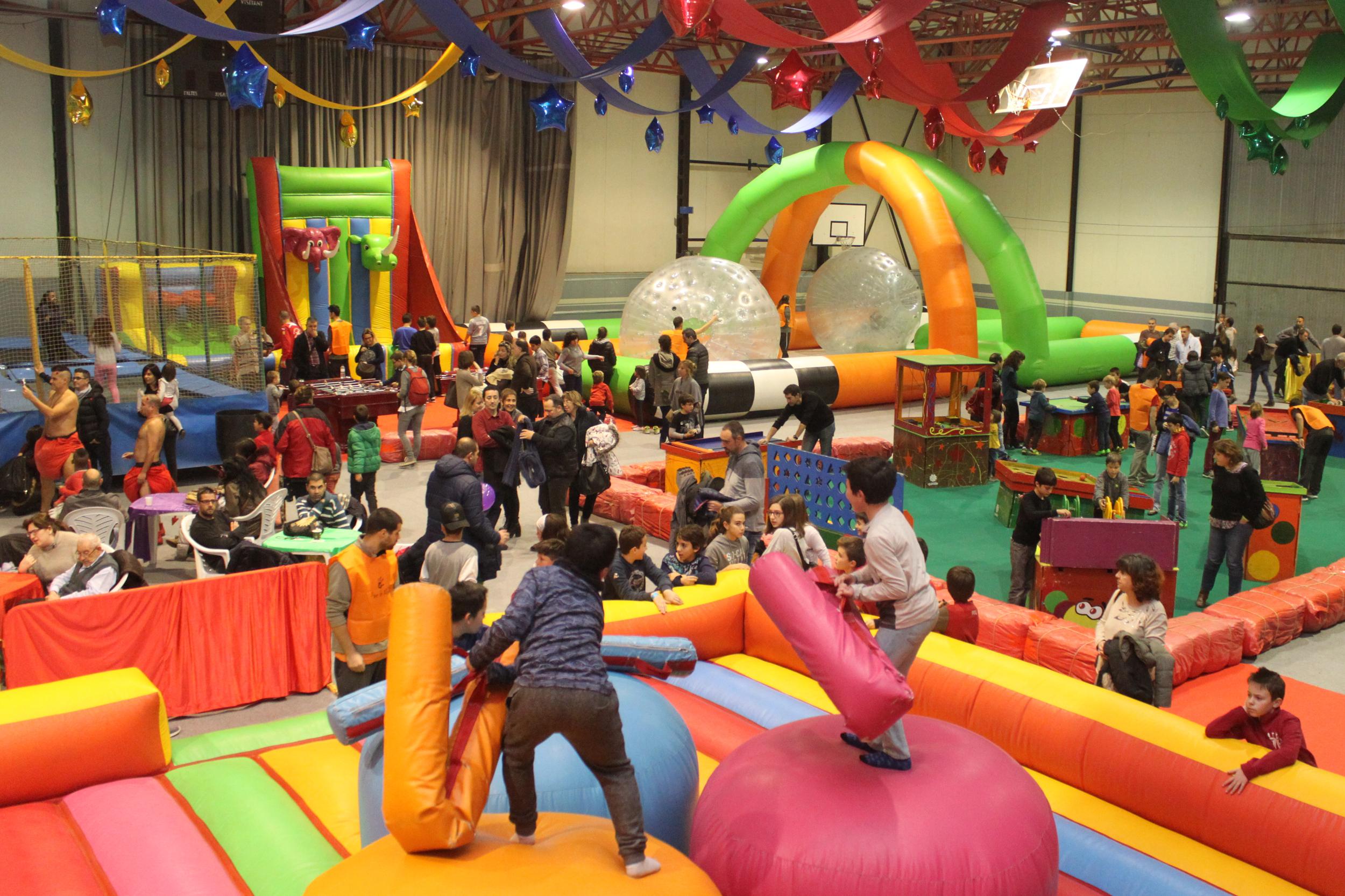 El Parc de Nadal de Tàrrega oferirà una cinquantena de propostes lúdiques i educatives