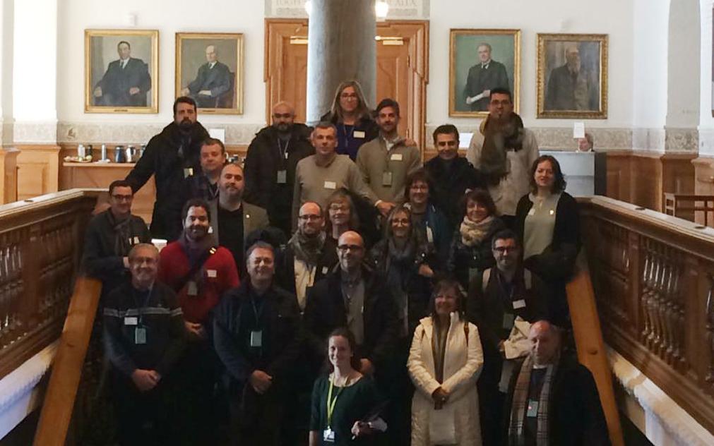 La delegacio de ACM a Dinamarca