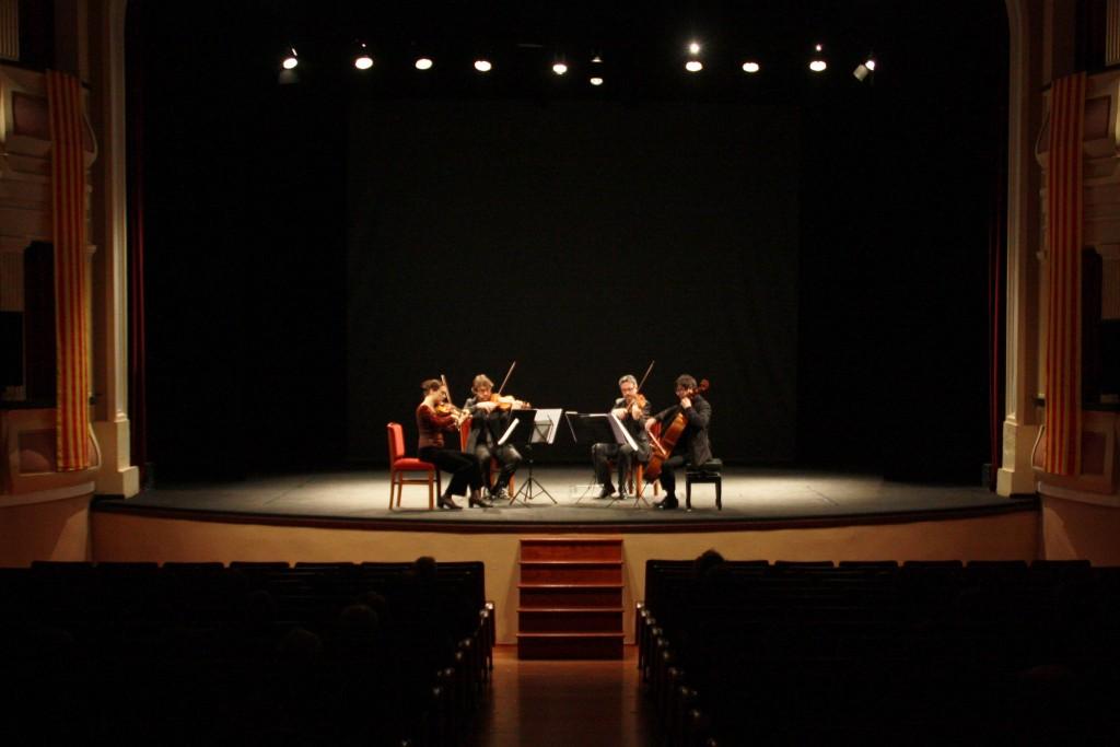Bellpuig Ressona Concert Quartet Teixidor