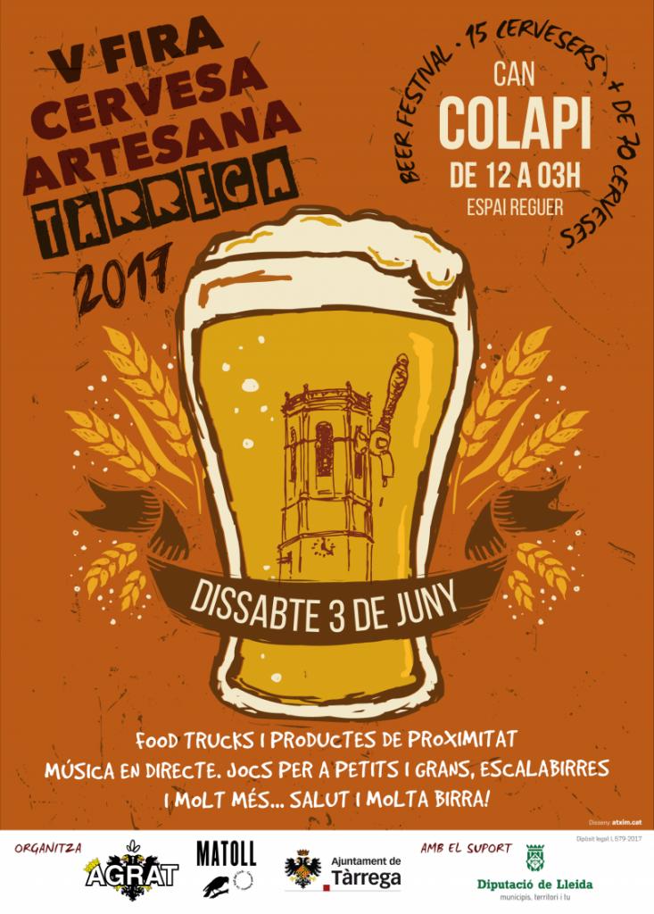 cartell_5a_fira_cervesa_artesana_de_tarrega