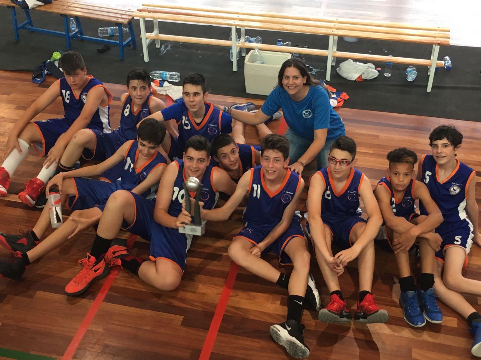 Presentació dels equips del Club Bàsquet Bellpuig de la temporada 2017-2018