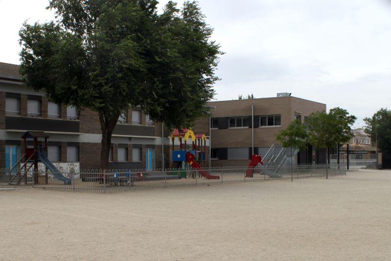 La construcció del gimnàs del Col·legi Àngel Guimerà de Tàrrega avança a bon ritme