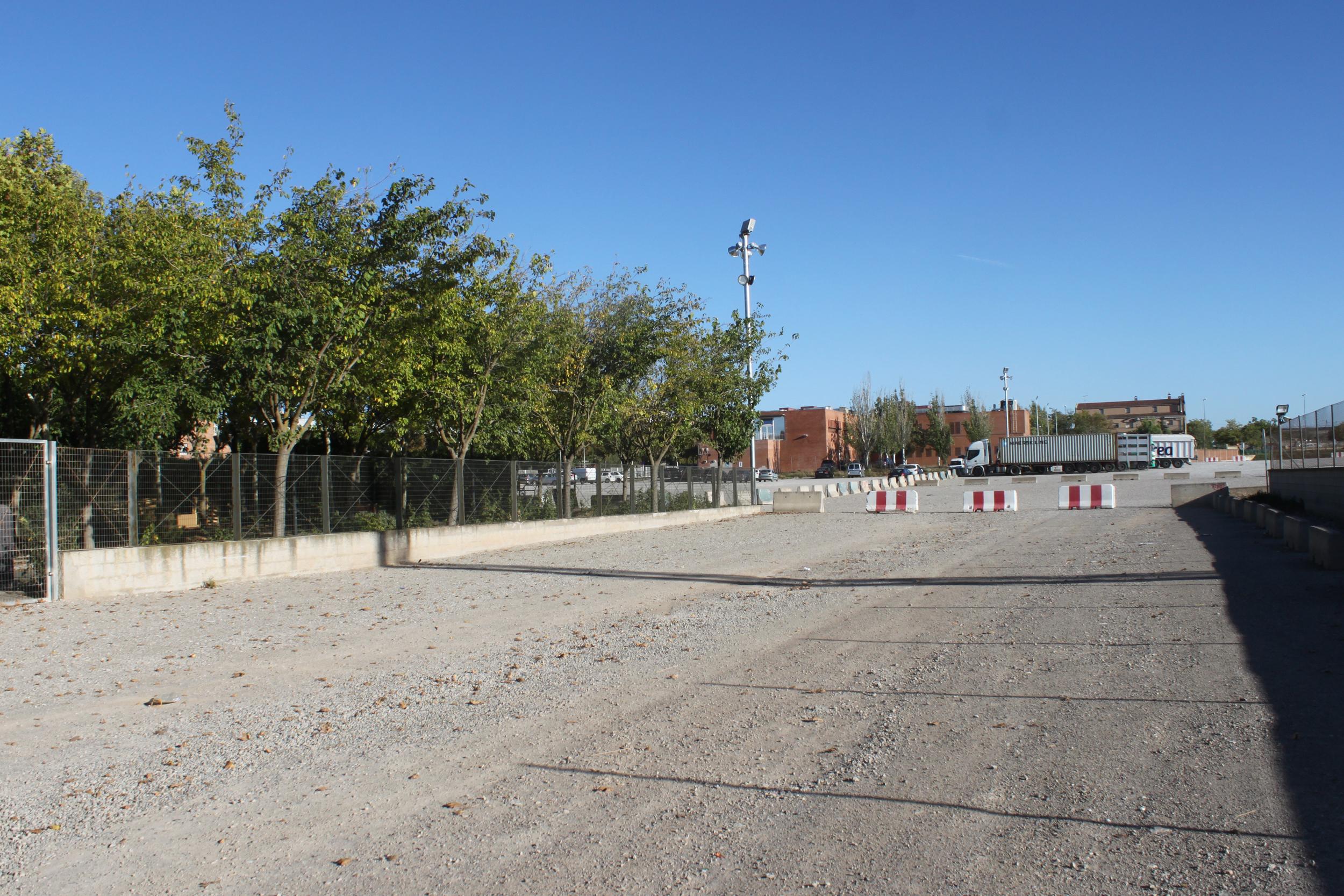 L'Ajuntament de Tàrrega aprova el projecte de construcció d'una àrea de servei destinada a autocaravanes