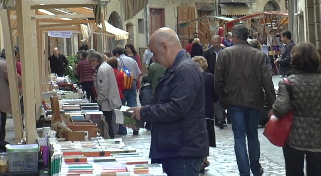 Cervera Vila del Llibre, el festival booktown de les terres de Ponent que arriba aquest cap de setmana