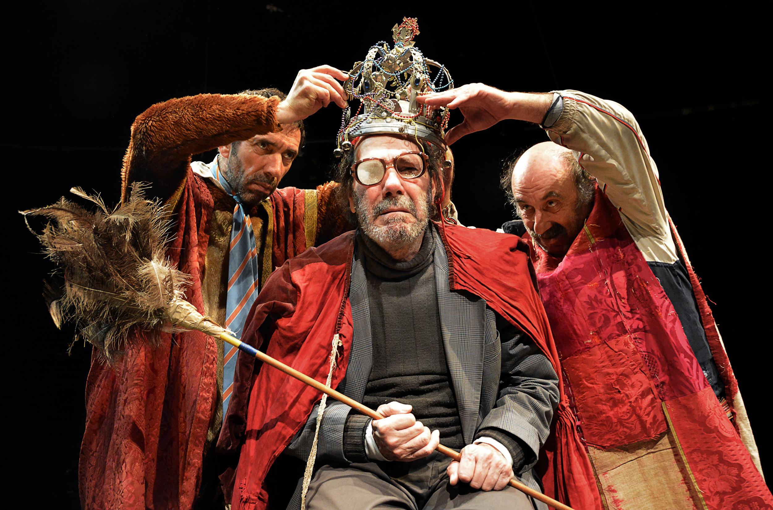 Tàrrega dóna veu aquest diumenge 5 de novembre al teatre social de la veterana companyia andalusa La Zaranda
