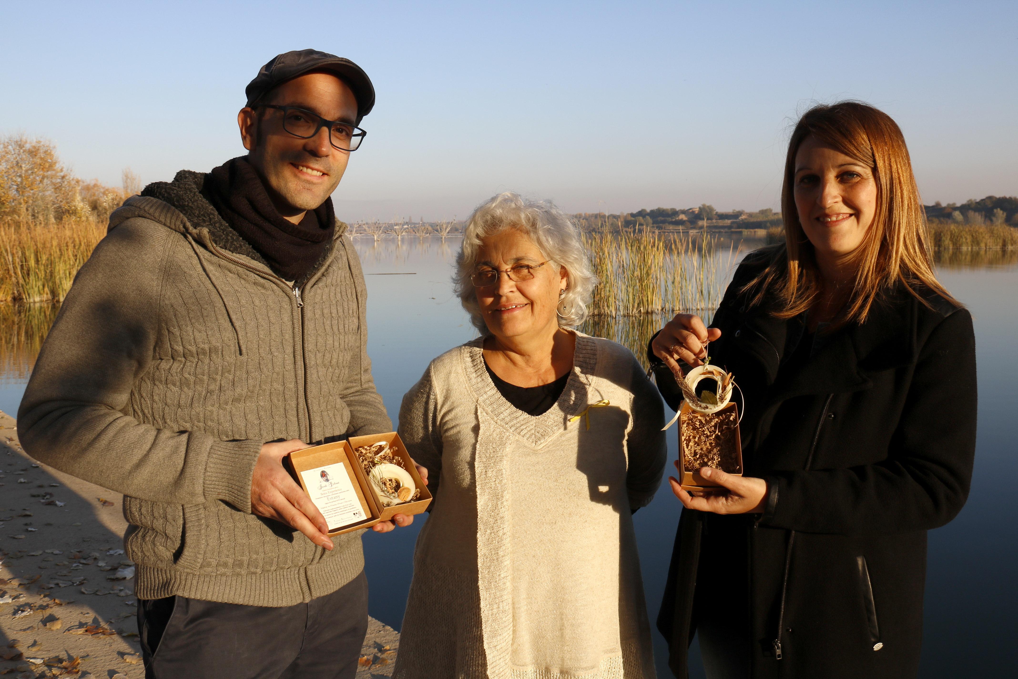 Creen un perfum decoratiu de boira inspirat en l'estany d'Ivars i Vila-sana