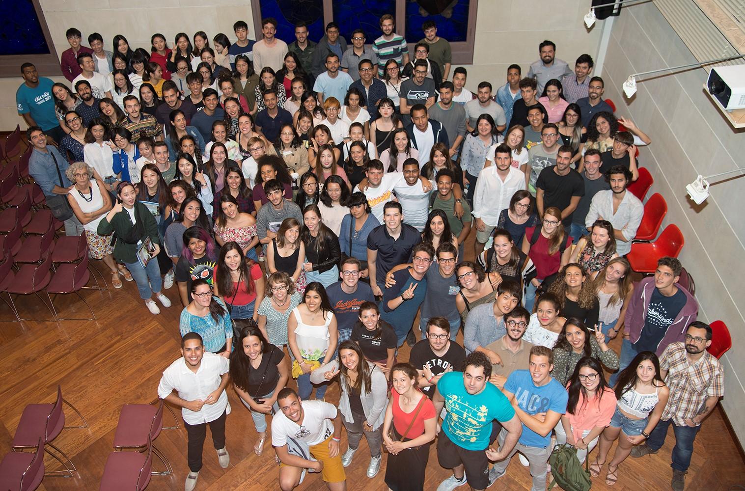 La Universitat de Lleida ofereix prop de 1.300 places per estudiar a l'estranger el curs vinent