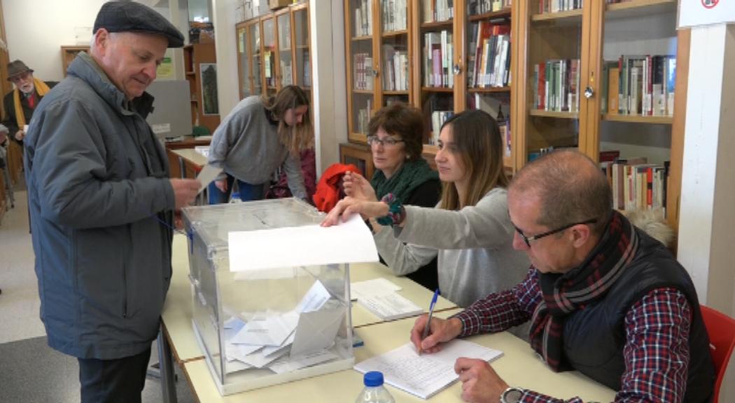 ERC és la força més votada a l'Urgell a les eleccions generals del 28A