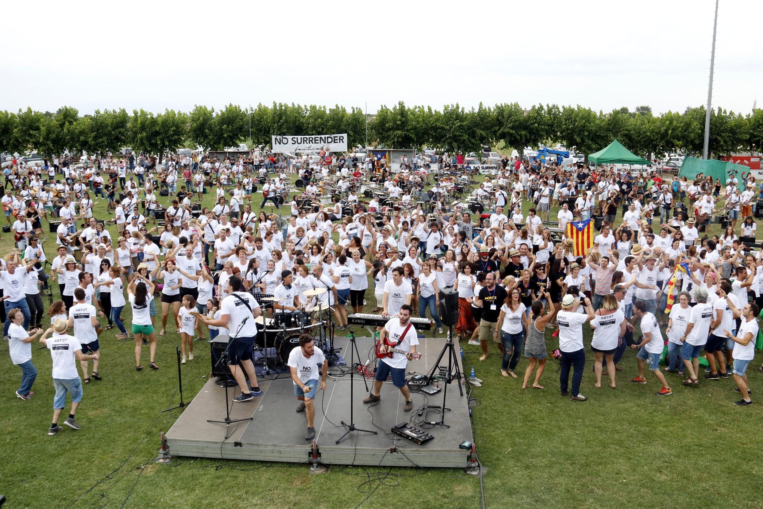A la venda les entrades del 'No Surrender Festival' més internacional a Vilanova de Bellpuig