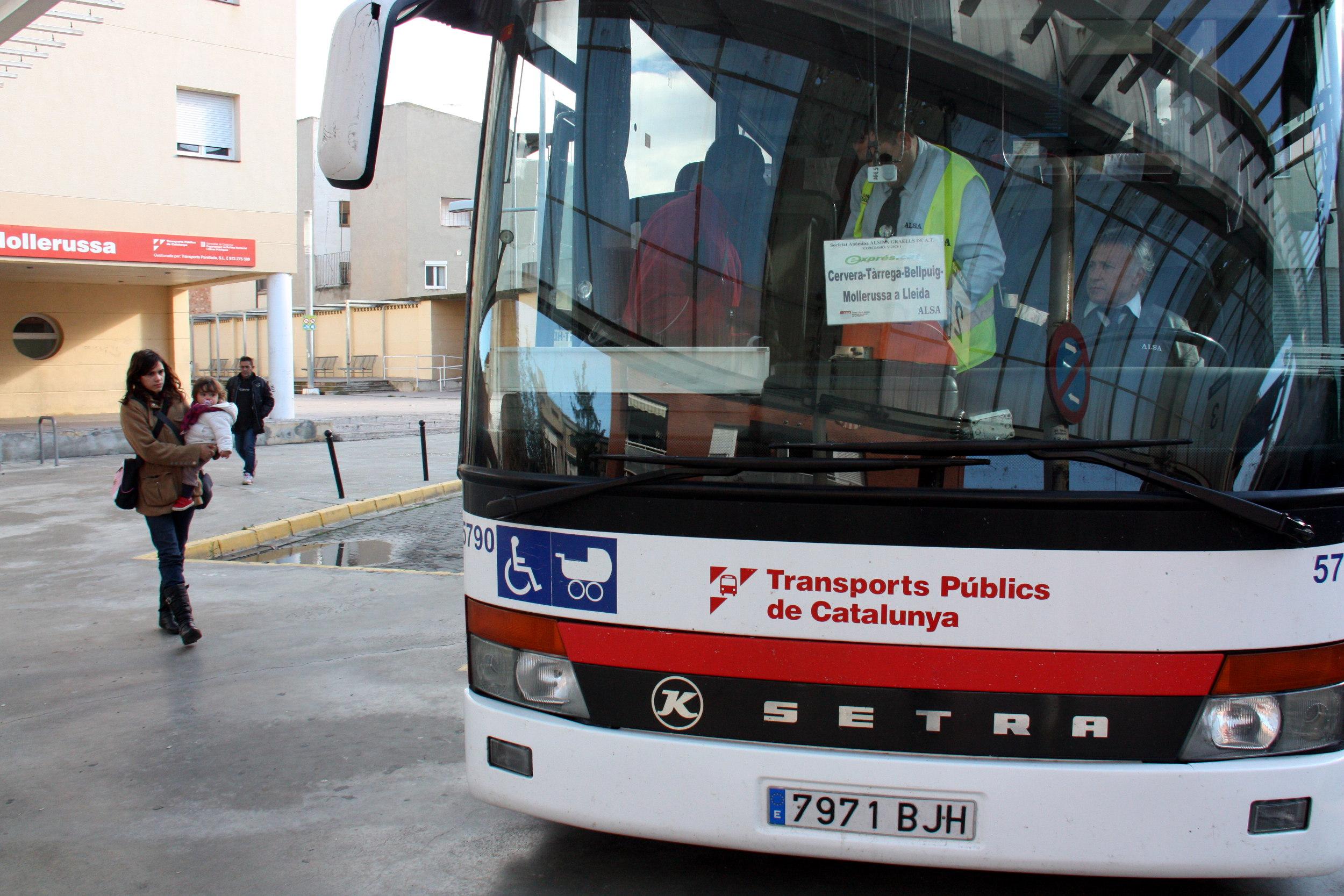 L'ATM de Lleida congela les tarifes dels títols de transport públic per a l'any 2018