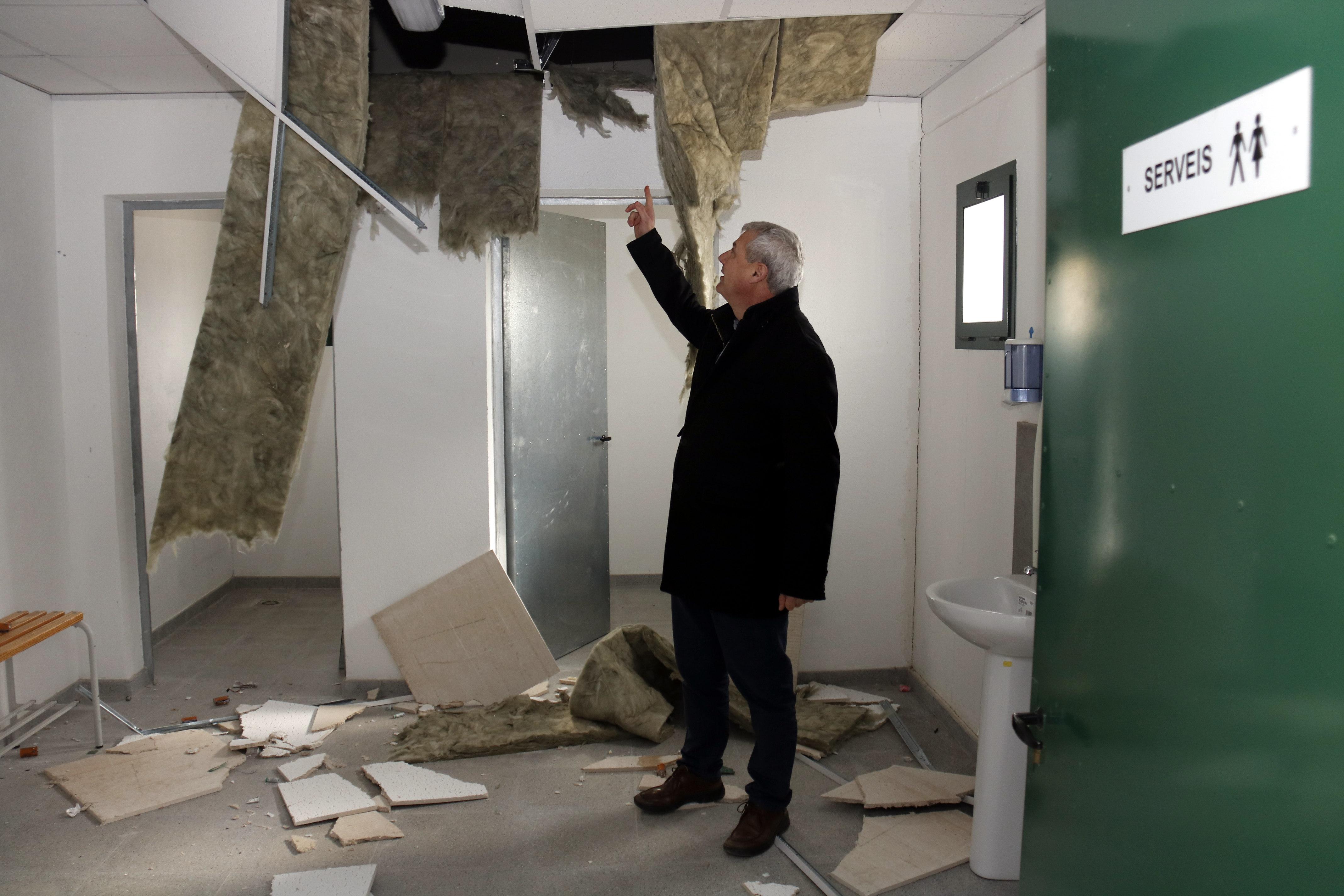Roben per valor de més de 400.000 euros en 9 estacions de bombament del canal Segarra-Garrigues