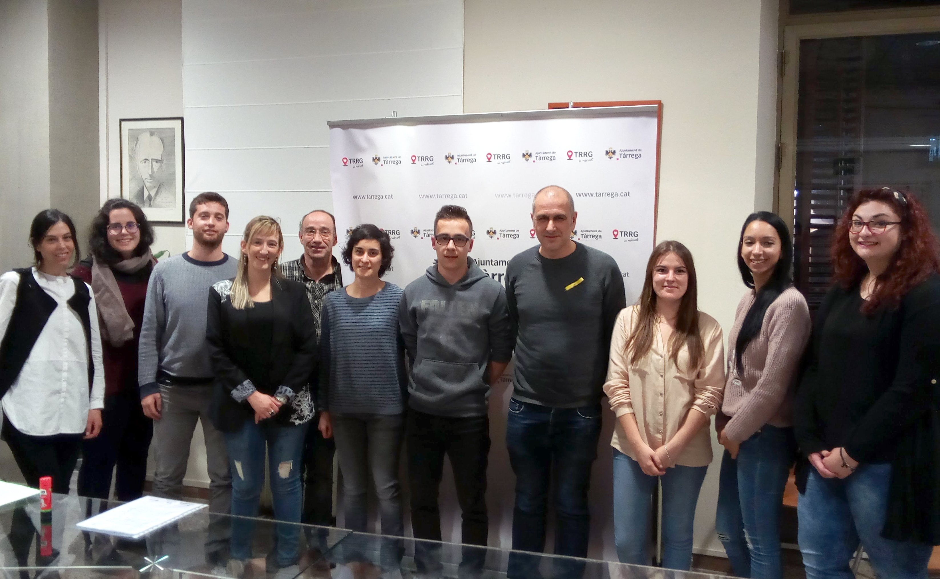 Èxit de la primera acció conjunta de La Solana de Tàrrega i l'IMO de Lleida per a promoure la inserció laboral de gent jove