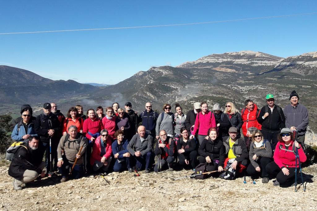 Sortida 1 PAS MÉS del passat 18 de març a Vilanova de Meià