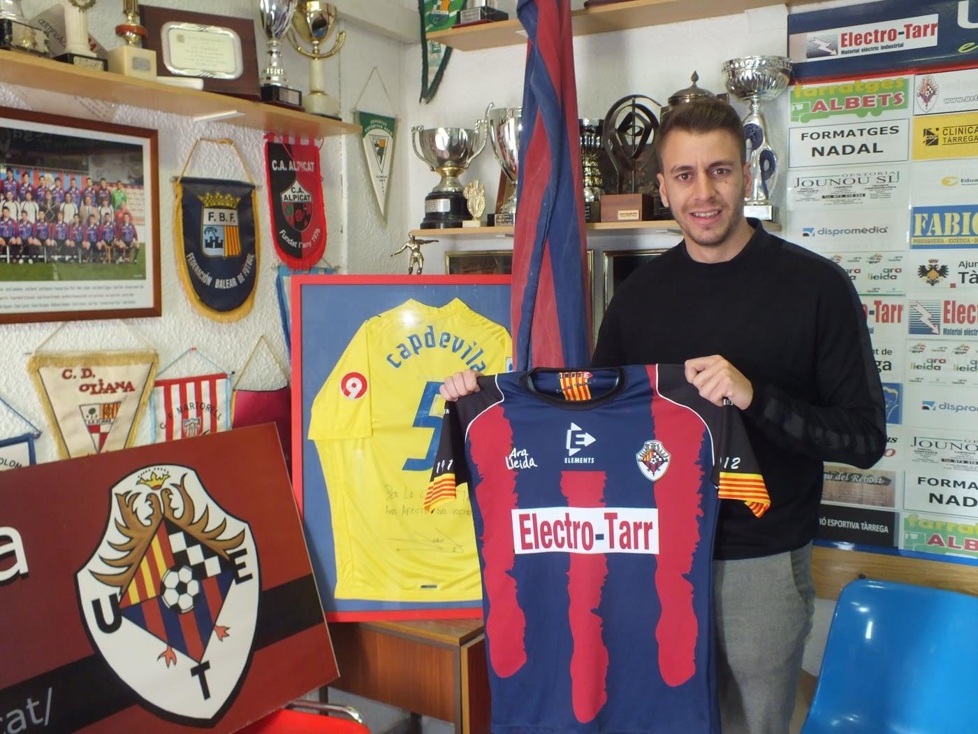 L'igualadíEduBerrocalnou entrenador de la Unió Esportiva Tàrrega