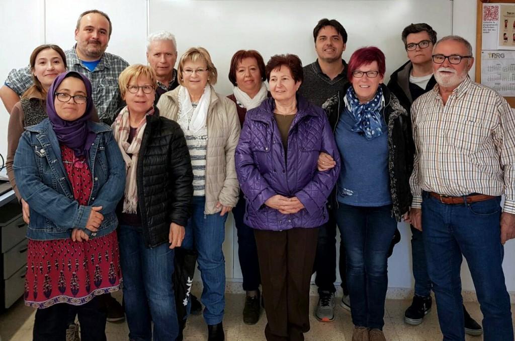 Alumnes participants al curs Sense por! del gòTIC Tàrrega