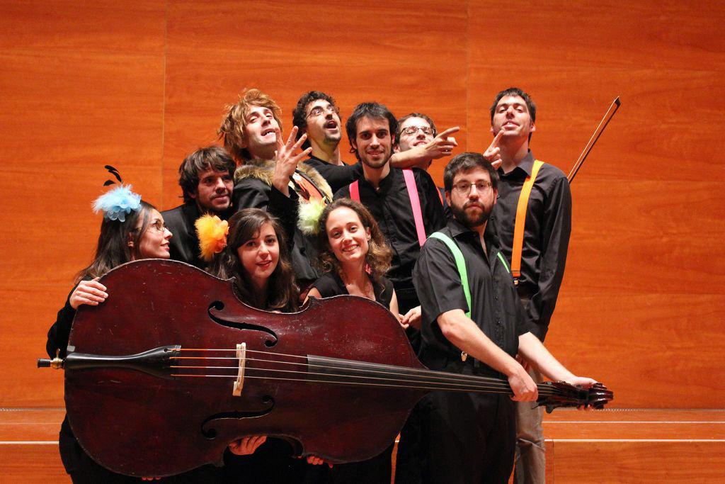 LleidArt Ensemble oferirà aquest diumenge a Tàrrega un concert de bandes sonores de sèries televisives en format de música de cambra