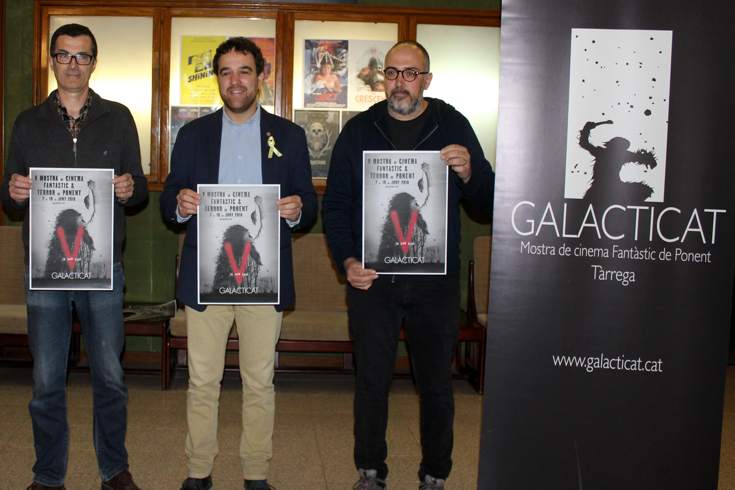 Tàrrega incorpora el terror a la mostra de cinema fantàstic Galacticat