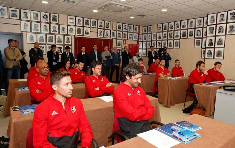 El targarí Joan Capdevila es forma per ser entrenador