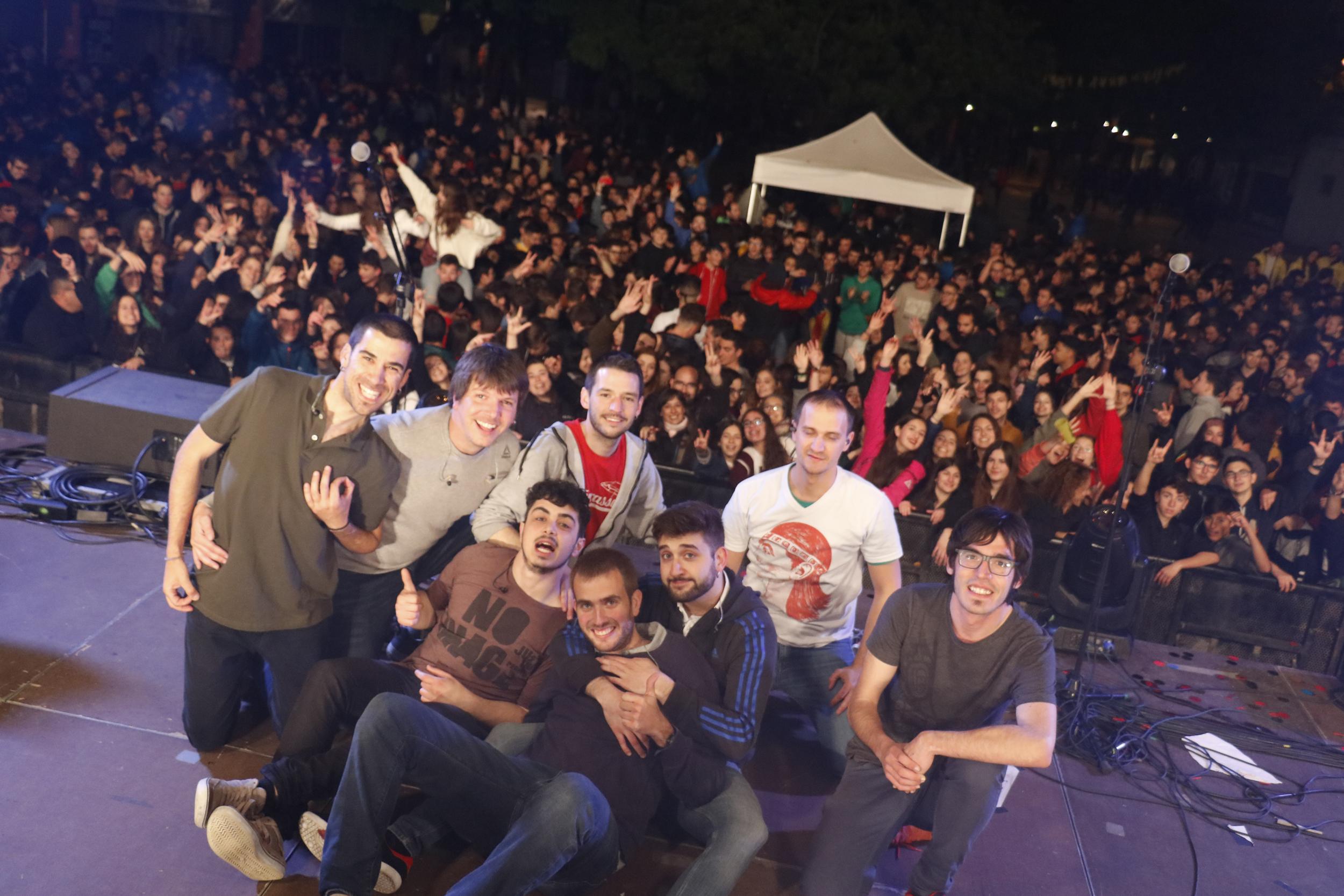 Tàrrega clou cinc dies intensos de Festa Major amb èxit de participació
