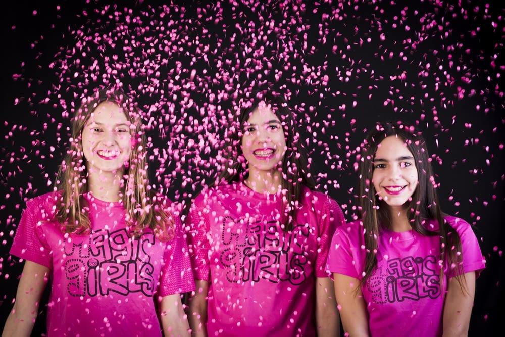 La jove agrupació femenina Magic Girls debutarà en solitari el dilluns 14 de maig en el marc de la Festa Major de Tàrrega