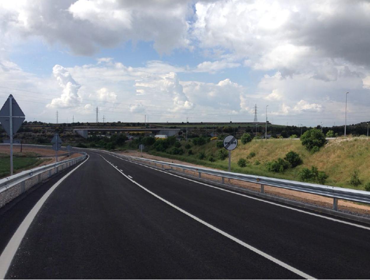S'obre al trànsit la nova connexió entre l'L-311b i l'A-2, a Cervera