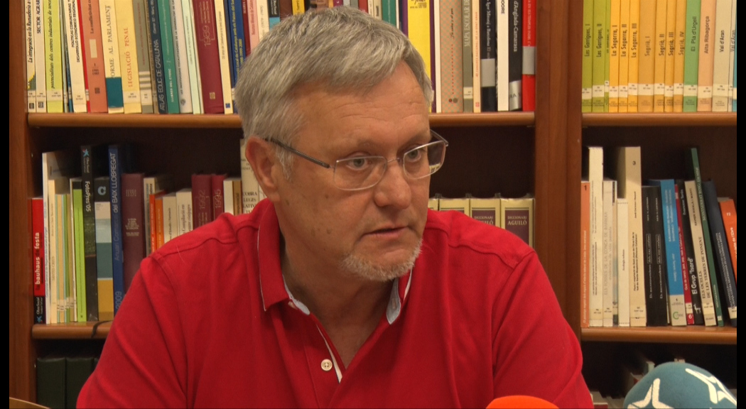 Abogados Catalanes por la Constitución i Sociedad Civil Catalana denuncien el Consell Comarcal de l'Urgell a Fiscalia per presumpta malversació de fons públics