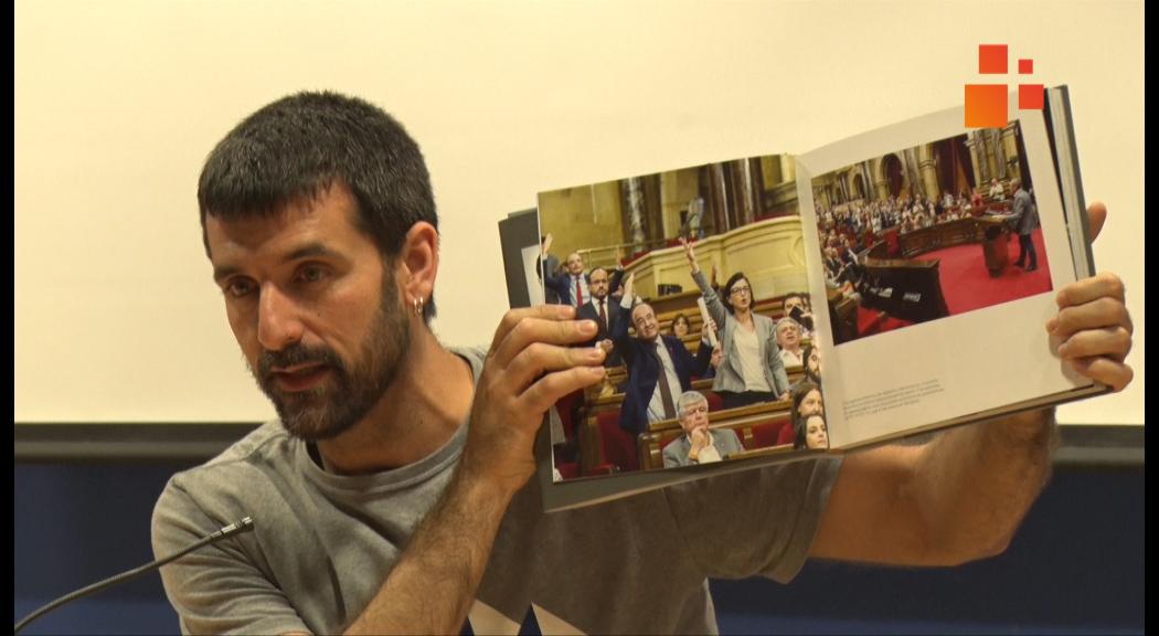 El fotògraf Josep Bou reuneix en un llibre un centenar d'imatges de FiraTàrrega captades en el decurs de 25 anys
