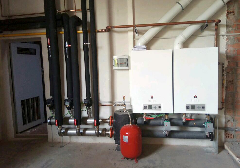 Nou sistema tèrmic instal·lat al Pavelló Municipal d'Esports