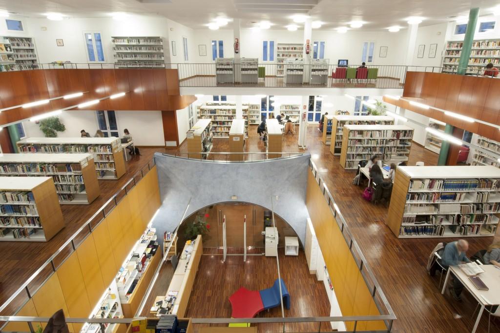 Foto Biblioteca de Tàrrega